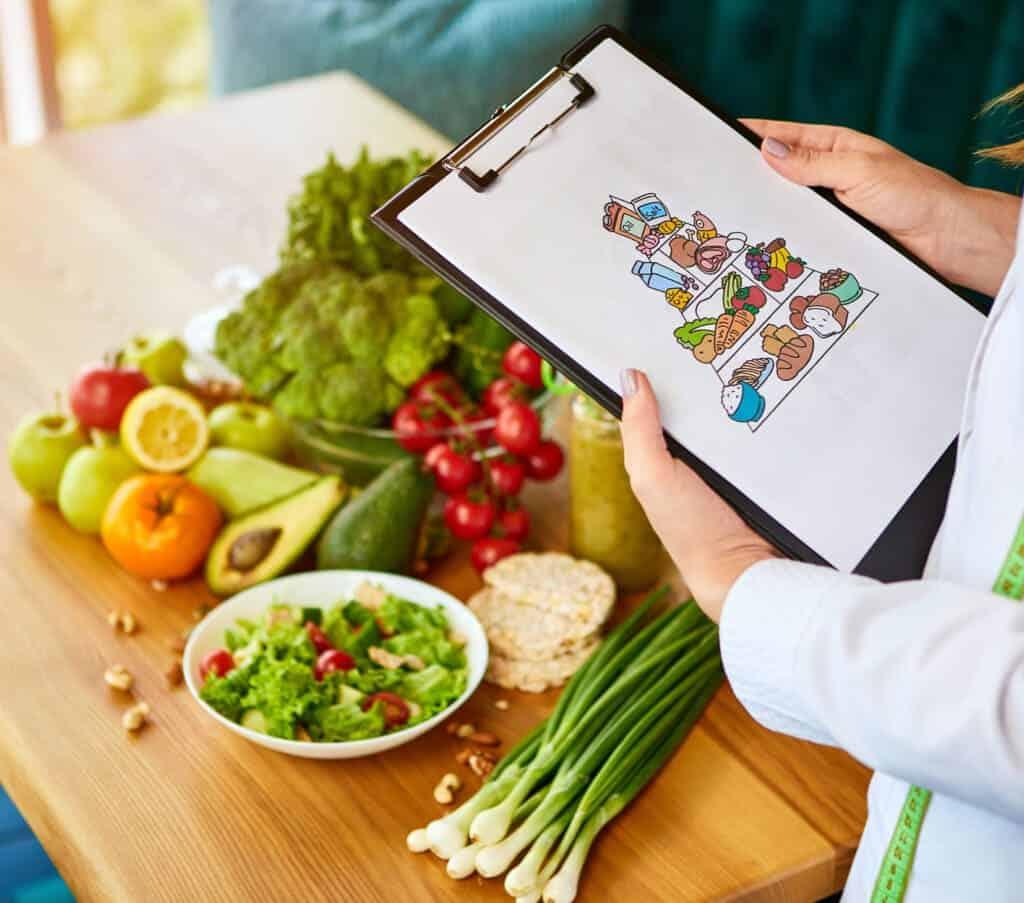 Master Nutricion y Dietetica
